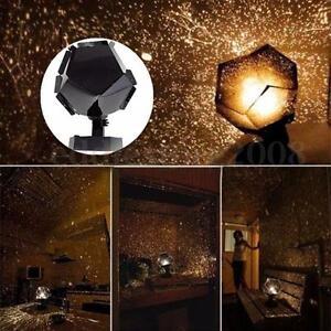 Romantic Creative Astrostar Astro Sky Star Laser Projector Cosmos Light Lamp