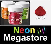 2 x Poppy Red La Riche Directions Hair Dye - Semi Permanent Hair Colour