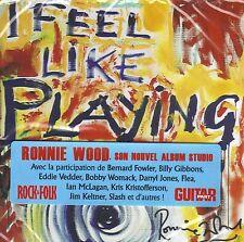 Ron Wood - I Feel Like Playing CD2010 NEW SEALED Slash Flea Vedder Womack Stones
