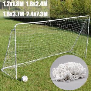 Fußballtornetz Goal Fußballnetz Fußballtor Tor Tore Football Ersatznetz Tornetz