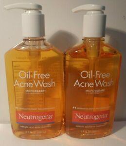 Neutrogena Oil Free Acne Wash Salicylic Acid Acne Treatment