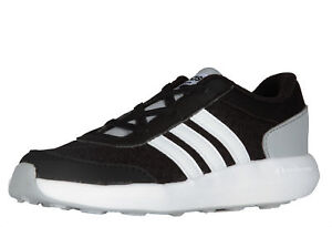 Adidas® Cloudfoam Race Sneaker Toddleryouth Sizes Black