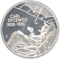 Deutschland 10 Euro Gedenkmünze 2008 bfr - Variante wählen