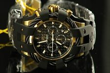 Invicta Men's 50mm Bolt Sport Chronograph Carbon Fiber Dial Silicone Strap Watch