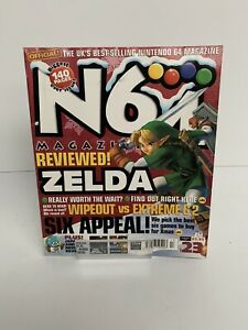 N64-Magazine-Issue-23-Christmas-1998-Zelda-More-in-my-shop