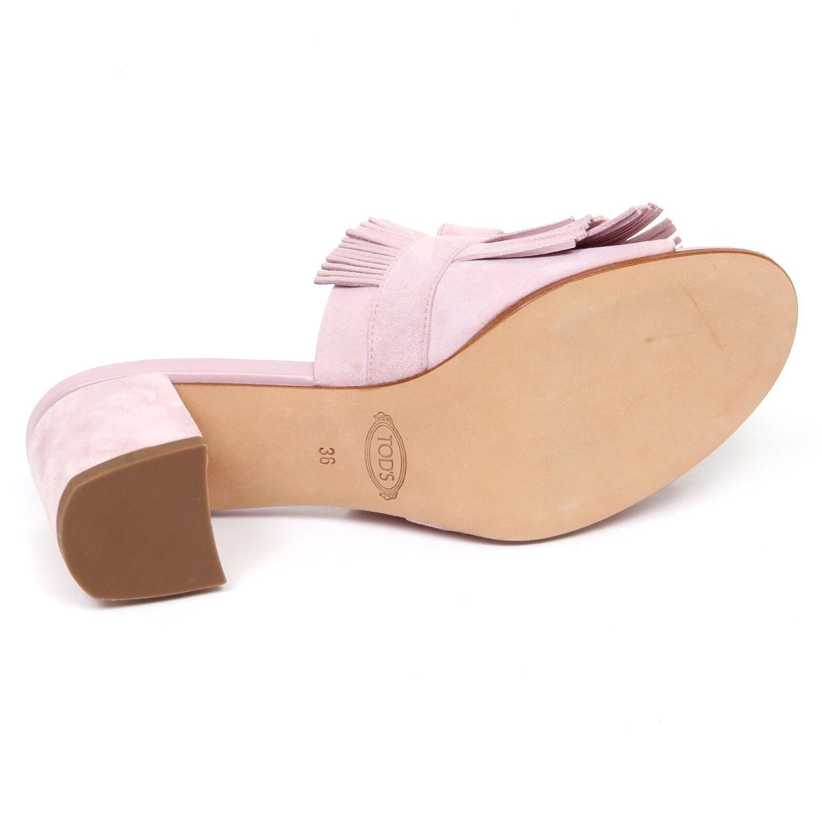 F0442 sandalo mujer light rosadododododo muerte's zapatos zapatos zapatos Suede zapatos Sandal Woman 1702cd