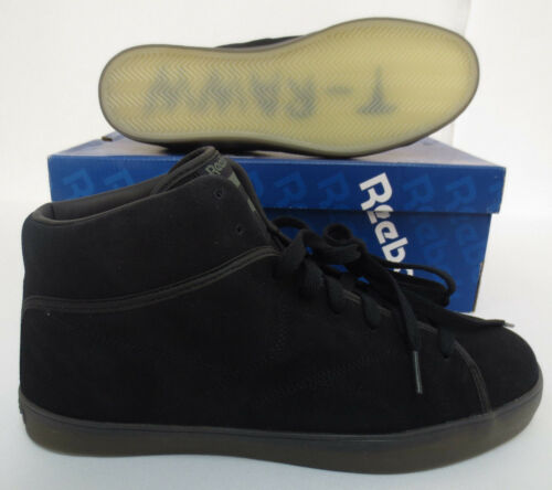 T RAWW REEBOK SIZE 10 CLASSIC SNEAKERS SHOES MENS V55639 YMCMB TYGA YOUNG M