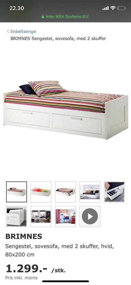 træk ud seng Dobbeltseng, Ikea træk ud seng – dba.dk – Køb og Salg af Nyt og Brugt træk ud seng