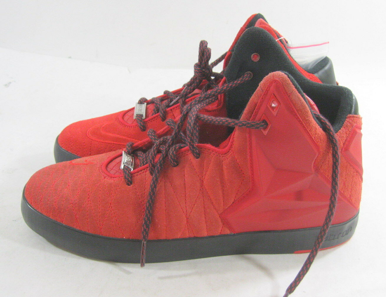 separation shoes e84c5 1cc00 ... Lebron 11 Nsw Lifestyle Red Black University Red Red Red 616766 600  Size 9 ...