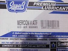 AMALIE TRANSMISSION FLUID MERCONV CASE OF 12 QT LOCAL PICK UP ONLY