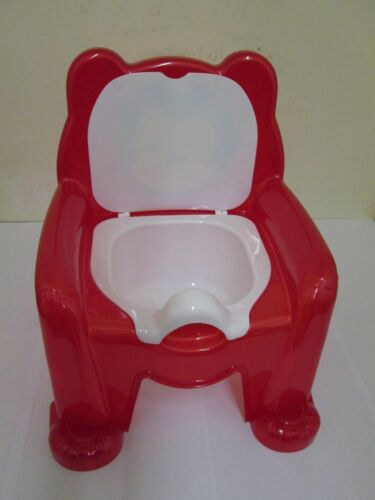 New colour Easy Clean Kids Toddler Potty Training Chair Seat Removable Potty Lid