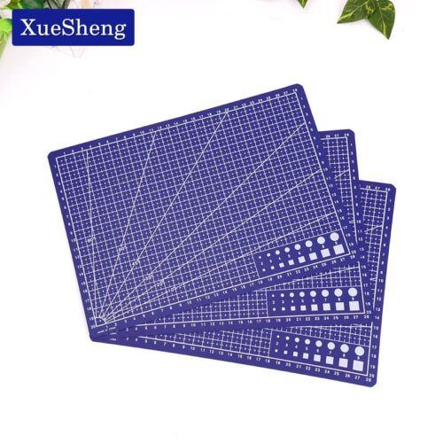 Xues ® A4 30 22cm placa de Corte Esteras de costura diseño grabado Estera de tablero de corte