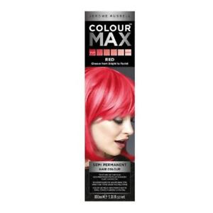 Jerome-Russell-Colour-Max-Red-Semi-Permanent-Hair-Colour-100ml-1-2-3-6-12-Packs