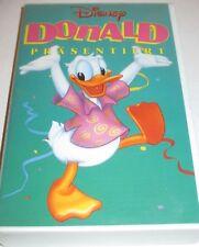 Donald präsentiert - VHS/Zeichentrick/Walt Disney/HOLO