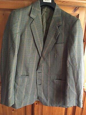 """Da Uomo Magee In Tweed Stile Tailor Made Giacca/blazer Taglia 40""""-mostra Il Titolo Originale"""