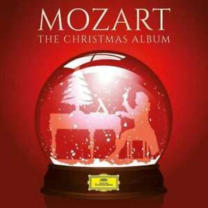 Various-Artists-Mozart-The-Christmas-Album-NEW-CD