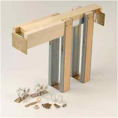 Johnson 1500 Series HD Pocket Door Hardware Sets for 2x4 Walls MADE IN USA