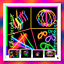 500-8-FLUORESCENT-GLOW-STICKS-GLOW-BALLS-GLOW-GLASSES-PARTY-FAVORS-BRACELETS thumbnail 1