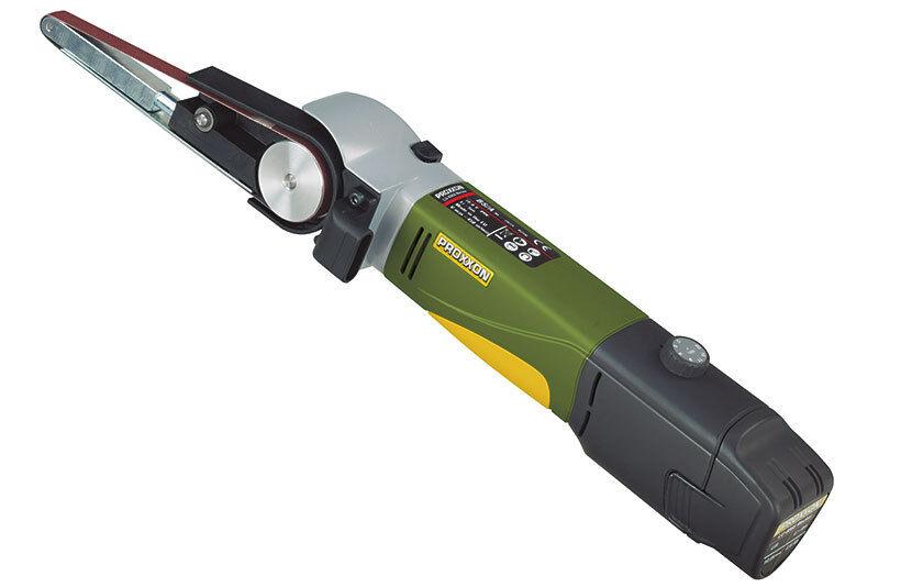 RDG Tools Proxxon Battery-poweROT belt sander BS/A 29810 / RDGTools