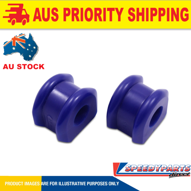SPF1615-19K Speedy Parts Rear Swaybar Mount Bush Kit Suits Ford Falcon