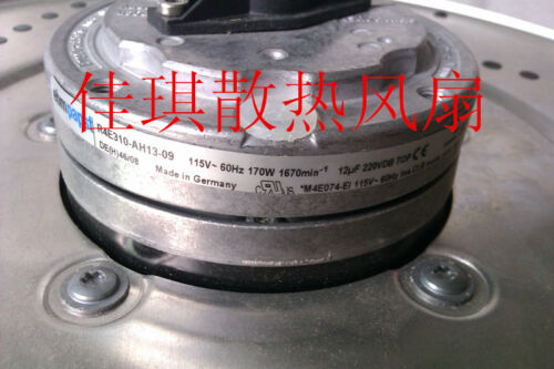 Details about  /for   R4E310-AH13-09 115V 170W Turbo Centrifugal Fan