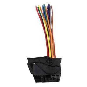 Car Stereo Radio Receiver Wiring Harness Plug for Ford ...