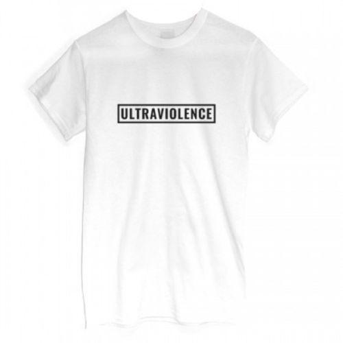 UltraviolenceT Shirt   Hipster Tumblr Clothing Lana Del Rey Unisex  top gift
