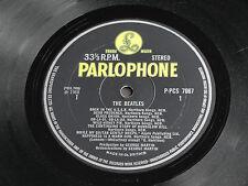 The Beatles White Album UK 1st  Press Export British Invasion  (2) LP Set. RARE!