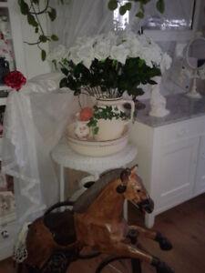 Shabby Chic Lavabo antik 5L Waschset Wasch-Garnitur um 1920 Jeanne d'Arc living