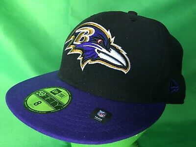 NFL Baltimore Ravens New Era 59Fifty LP Fitted Cap