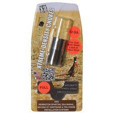 Carlson's Choke Tube 12G Full Remington Spartan EAA Baik Sav411 Tru Choke #07046