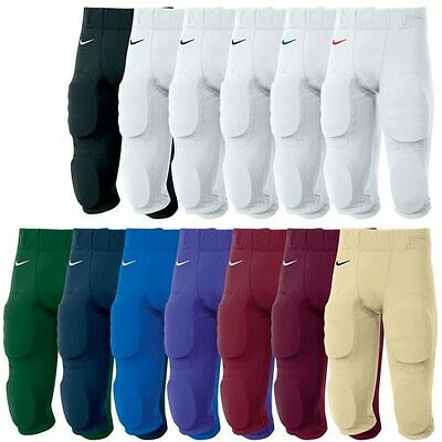 Nike Team Velocity Adult & Recruit Youth Football Pants, ALL SIZES AND COLORS | eBay
