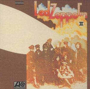 LED-ZEPPELIN-II-2-180gm-Vinyl-LP-2014-9-Tracks-Remastered-NEW-amp-SEALED