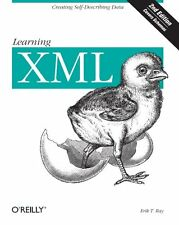 Learning xml by erik t. Ray (2003, paperback) | ebay.