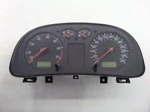 VW-Jetta-2-8L-VR6-Instrument-Cluster-Speedo-Gauges-MK4-00-05-OEM-Jetta-5-Spd-M-T