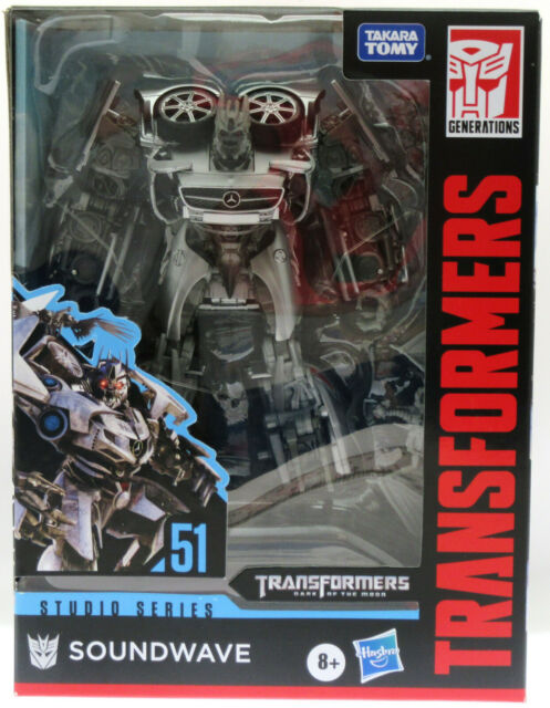 Transformers Studio Series 51 Soundwave