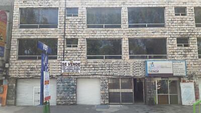 Edificio Comercial - Coyoacan