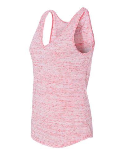 Peaches Pick Bella Ladies NEW S M L XL 2XL Flowy V-neck Tank Top T-Shirt Tee