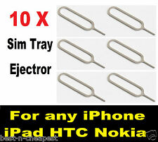 Sim Tray Ejector, Sim Card Tray Eject Pin, Sim Opener Tool for All Apple iPhone
