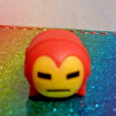 Marvel Vinyl Tsum Tsum Lucky #307 MARK III IRON MAN Small Mint OOP