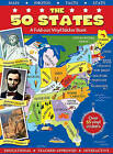 The 50 States by Reader's Digest Association (Paperback, 2011)