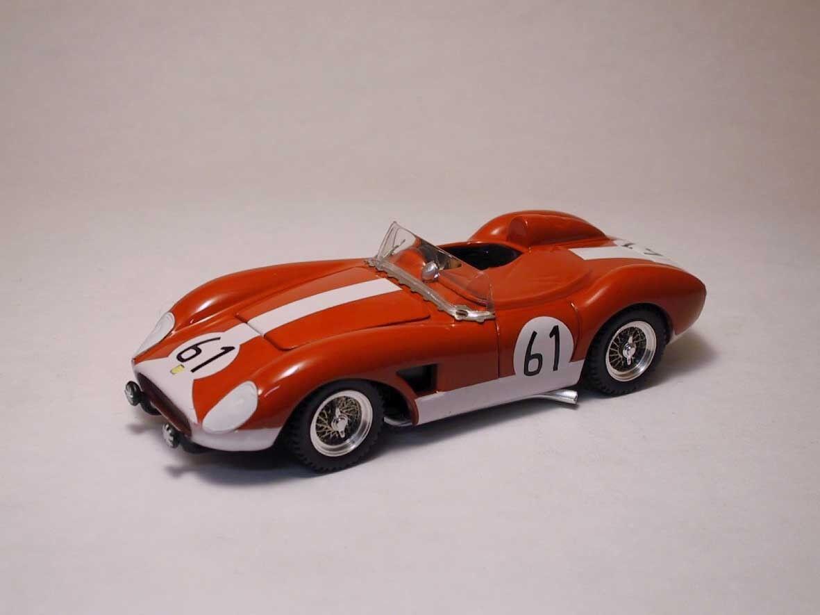 Ferrari 500 TRC  Le Mans 1957 Koetcher Bauer 1 43 Model 0104 ART-MODEL