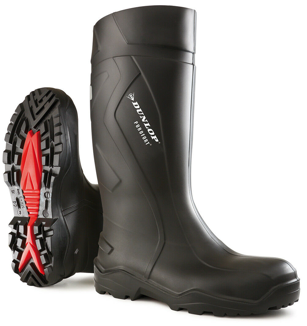Sicurezza Sicurezza Sicurezza completa Dunlop Purofort Wellington C762041 | lusso  02c1f0