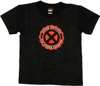 X-men Xavier School Logo X-man Emblem T-shirt Medium W/ License Tag