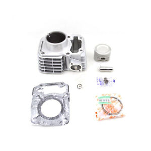 Honda Cb125e Xr125l Brand New Cylinder And Piston Kit Cb125 Cb 125 E