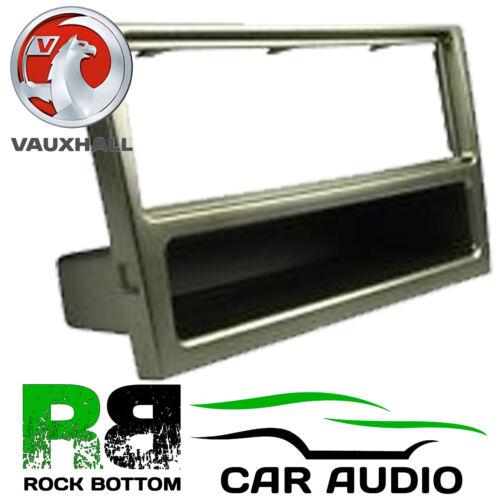 Vauxhall agila 2000 sur simple din autoradio stéréo fascia panneau avant panneau AFC5166