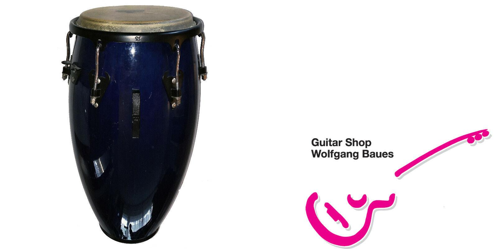 Latin Percussion Matador Conga Blau 11 3 4