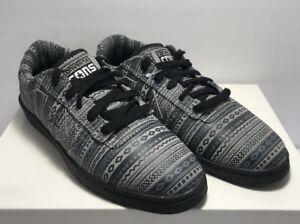 cbaa9f19a753 Converse Mens Size 7 Ka Ii Ox 2 Wizard Gray Shoes Kenny Anderson ...