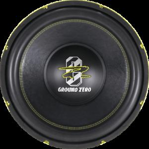 30cm Subwoofer Ground Zero GZRW 12XSPL