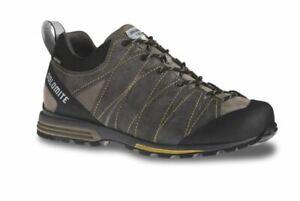 Dettagli su Scarpe basse Trekking Escursionismo DOLOMITE DIAGONAL GTX PRO Graphite Grey
